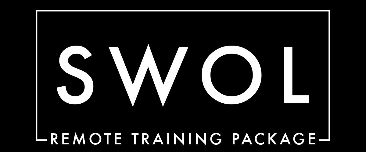 MELINA VLAHOS CHRISTIDIS SWOL Remote Training Package | MelinaFitness.com